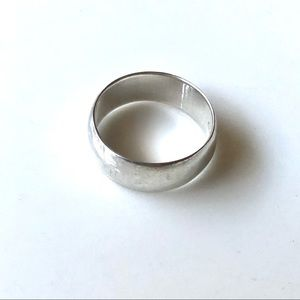 925 Silver band